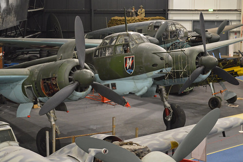 Junkers Ju88R-1 '360043' (PJ876)