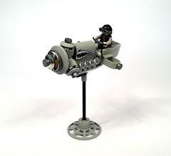 Speeder bikes (timhenderson73) Tags: lego custom moc speeder bike dieselpunk star wars