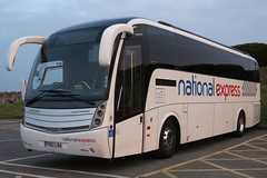 PO62 LNA (Matt J Forbes) Tags: nationalexpress caetanolevante volvob9r po62lna