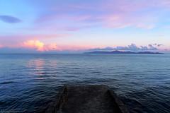 Another Waiting (Shedyler) Tags: city sea seascape clouds island photography golden photographer hour filipina scape samar almagro calbayog shedyler pormanes