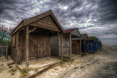 Beach Huts at West Wittering (Ellis Pictures) Tags: