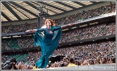 01/06/2013 - The Sound Of Change Live at Twickenham Stadium (justin_ng) Tags: uk england london onstage liveperformance liveconcert gbr greaterlondon charityconcert twickenhamstadium florenceandthemachine florencethemachine florencewelch b4867 chimeforchange 1stjune2013 soundofchange