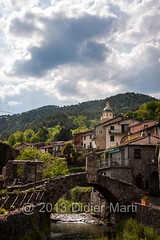 Lost in time (M.Bob) Tags: bridge sky italy canon lost eos europe european village south liguria traditional terre remote cinque 40ddidiermarti