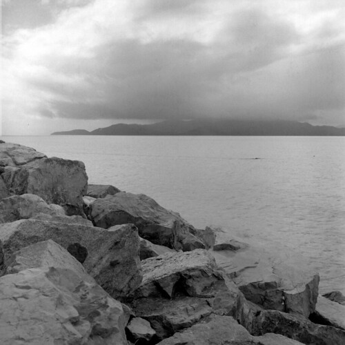 Storm over Magnetic Island