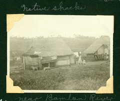 kozer_native_shacks_near_ba (American Defenders of Bataan and Corregidor) Tags: war wwii prisoners