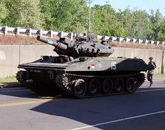 Rolling out the big guns (mhester) Tags: usa america military hero tanks veterans