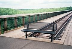 Kinzua Bridge State park (rentavet) Tags: rollei35 fujifilm200asa