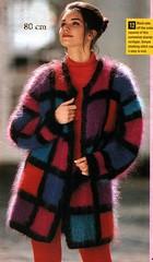 sandra9110-12 (Homair) Tags: vintage sandra fuzzy coat fluffy mohair cardigan