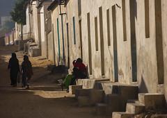 Old Houses, Keren, Eritrea (Eric Lafforgue) Tags: africa horizontal outdoors photography women adult karen adultsonly keren eritrea hornofafrica fourpeople eastafrica 4people realpeople eritreo charen erytrea eritreia colourimage italiancolony  cheren ertra    eritre eritreja eritria unrecognizableperson  rythre africaorientaleitaliana     eritre eritrja  eritreya  erythraa erytreja     italiancolonialempire ert6046