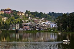 Mirik, Darjeeling, West Bengal, India (HaRsH- beyond the lens On || OFF) Tags: world west green water lens landscapes bengal darjeeling mirik gettycontributor harshphotography