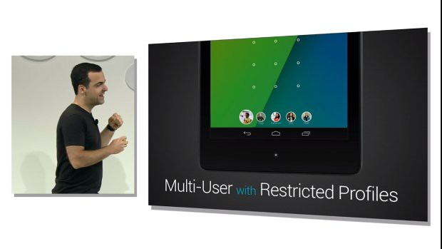 Android 4.3, Chromecast and the new Nexus 7 - heres what showed Google - Gazeta.pl