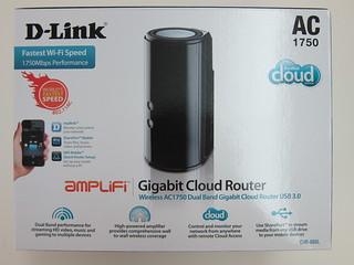 D-Link DIR-868L AC Router