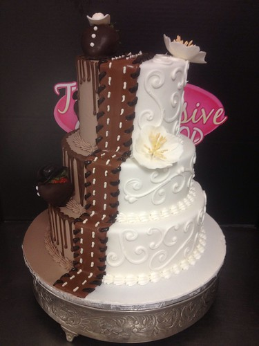 half wedding cake half grooms cake grooms cakes exclusive cake shop 15054