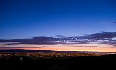 IMG_2898_edited (lkaloti) Tags: city blue sunset orange night clouds canon geotagged photography view sanjose mthamilton mounthamilton canon6d mounthamiltongrandviewrestaurant pwpartlycloudy