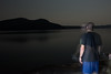 Head Shudder Night (szapucki) Tags: longexposure camping ny newyork black dark lowlight darkness flash sb600 adirondacks hague lakegeorge nys adk lkg rogersrockcampground