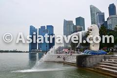 singapore_merlion_0016_4608x3072_300dpi (Asiatravel Image Bank) Tags: travel singapore asia merlion asiatravel singaporemerlion asiatravelcom