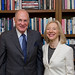 President Amy Gutmann Greets U.S. Supreme Court Justice Anthony Kennedy