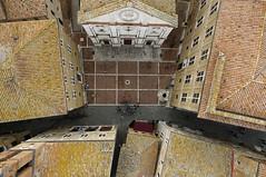 Pienza Piazza Pio II - L311r (opaxir) Tags: pienza piazzapioii aerial tuscany toscana senese italy bap hccity distagon1228touit zeiss touit 12mm
