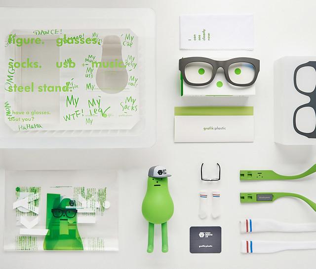 grafik:plastic × stickymonster lab