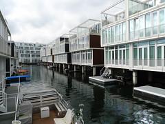 P1120593 (zoetnet) Tags: holland dutch amsterdam architecture housing modernarchitecture modernist ijburg modernliving dutcharchitecture