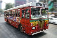 Mumbai IND - Bus