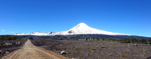 Camino a Volcan Llaima