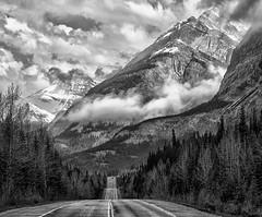 Road to the Giants (Jeff Clow) Tags: albertacanada banffnationalpark icefieldsparkway jeffrclow jeffclowphototour