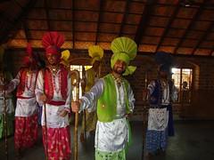 Punjabi dancers (TKCliks) Tags: dancers culture punjab chennai punjabi mycity dakshinchitra culturaldance punjabidance mychennai tkcliks