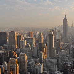 USA - New York - Top of the Rock - ESB
