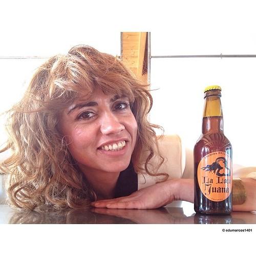 Hermosa Juana. Una variedad de La cerveza artesana @lalocajuana !!! #valladolid #igersvalladolid #estoyconjuana #locafunding #lalocajuana