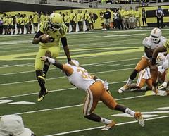 Oregon Ducks vs Tennessee (boudreaudavid83) Tags: duckfootballvstennessee