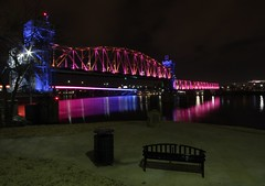 IMG_0409.JPG (justpics2007) Tags: night bridges arkansas junctionbridge littlerockbridgesbridgelighting