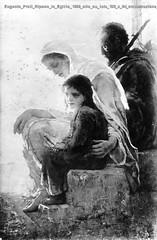 Eugenio Prati Riposo in Egitto 1898 olio su tela 132 x 84 cmUbicazione ignota
