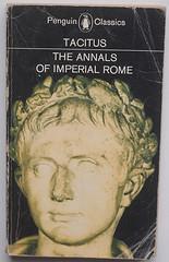 Tacitus: The Annals of Imperial Rome (alexisorloff) Tags: rome penguin books classics livres augustus tacitus penguinbooks imperialrome livresdepoche alexisorloff