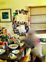 'SIx' photo collage (miaow) Tags: birthday family friends summer birthdayparty celebration sixthbirthday partypie