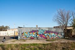 risk revok (ExcuseMySarcasm) Tags: streetart art graffiti risk michigan unitedstatesofamerica detroit msk revok guerrillaart excusemysarcasm losangelestodetroit loyaltyandroyalty