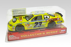 1-24_NASCAR_23_Fast_Furious_promotion (Sigi D) Tags: chevrolet car promotion fast racing collection 124 chevy nascar carlo monte champions furious diecast 2fast2furious stacker ertl fastfurious sigid