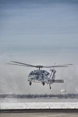 DSC_5096 (bomlodr) Tags: snow virginia nikon aviation norfolk flight navy sigma helicopter usnavy topaz seahawk mh60s dragonwhale nikond7100