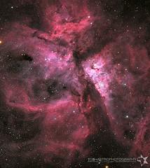 Combined effort, NGC 3372, The Carina Nebula in HaRGB (TheAstroShake) Tags: space carina telescope nebula astrophotography astronomy hargb ngc3372 qsi683