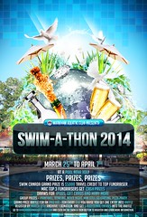 Swim_a_thon_2014 (Amil Neal Productions) Tags: poster swimingpool vision:text=0519 vision:outdoor=0974