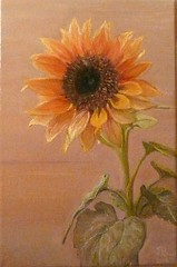 P1280688-2 (t.baeva) Tags: art painting sunflower