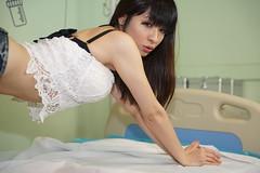 DSC07914 (rickytanghkg) Tags: portrait woman sexy beautiful lady female studio asian model pretty sony chinese young a7r hongkonger