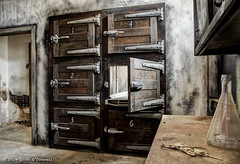 The Morgue (scottnj) Tags: drawers beaker morgue labratory themorgue pennhurst 365project scottnj scottodonnellphotography