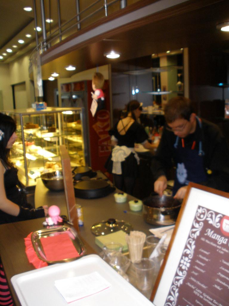 Hamburg Maid Cafe