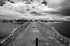 Most (roksoslav) Tags: bridge nikon nin croatia most dalmatia 2014 sigma1020mm d5100