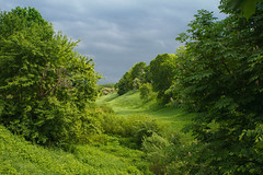 Kuldiga (Andrey) Tags: blue sky green water clouds landscape waterfall aqua day outdoor rumba latvia lv kuldiga letland lettonie abavas ilobsterit