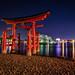 Epcot: Torii Itsukushima Shinto Shrine
