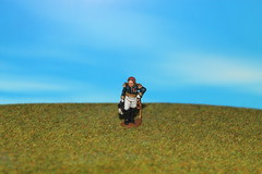 General Drouot (JJN Miniatures) Tags: french miniatures 28mm guard waterloo imperial perry napoleonic drouot