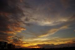 k5_imgp2659_20150719 (mick ronno) Tags: sunset pentax smc k5 夕焼け 1855mmf3556 pentaxdal 20150719