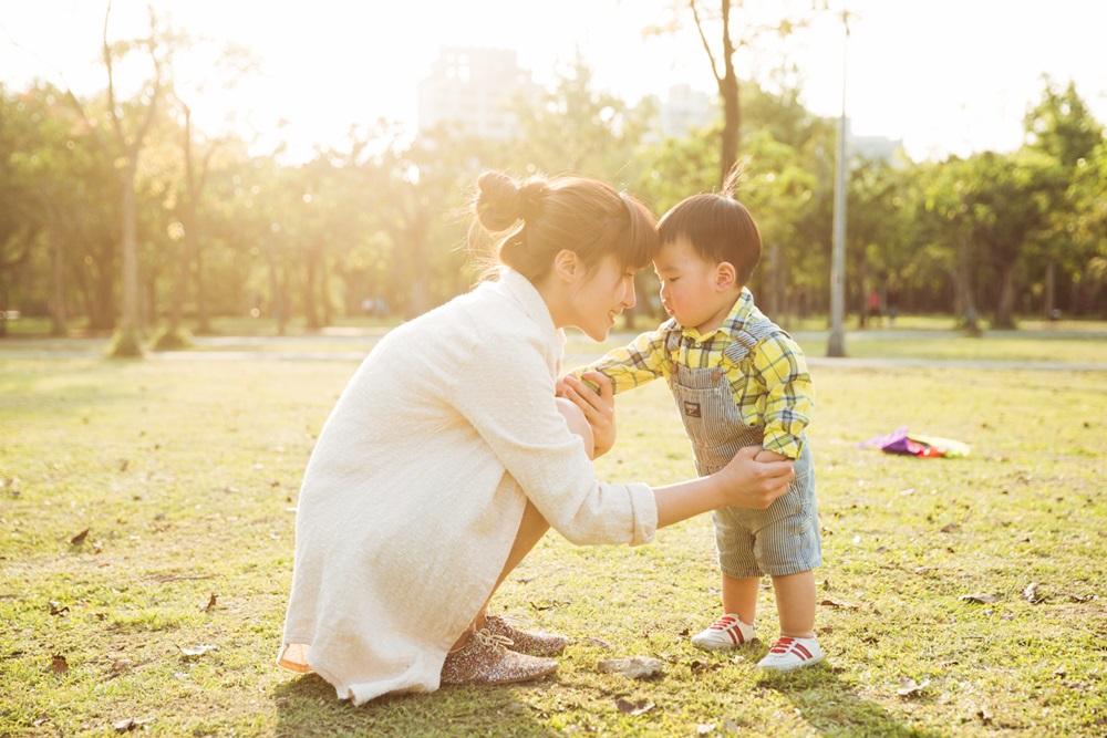 寶寶週歲寫真親子全家福寫真攝影|親子成長拍照紀錄攝影師日系清新寫真風格